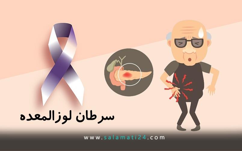 سرطان پانکراس یا لوزالمعده