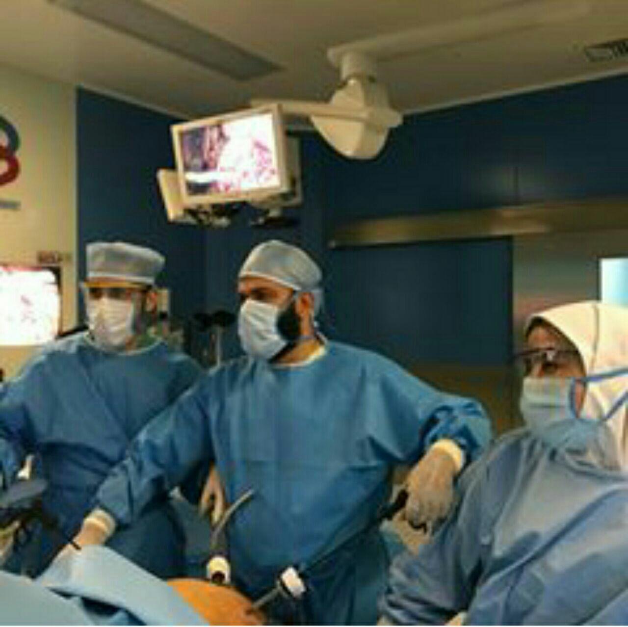 سجاد نورشفیعی متخصص جراحی عمومی - فلوشیپ جراحی کم تهاجمی ( لاپاروسکوپی ) - مشهد