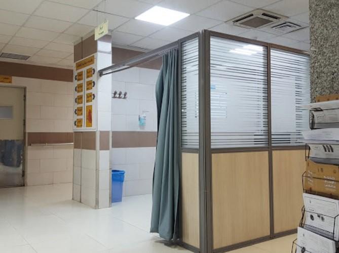 آدرس و شماره تلفن بیمارستان قلب الزهرا س وکودکان شهید حجازی